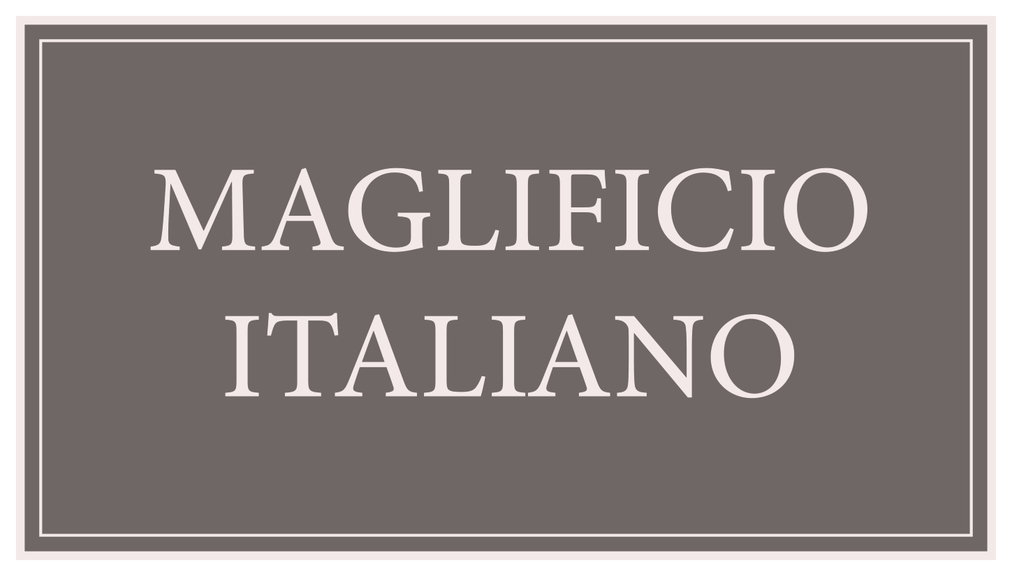 Maglificio Italiano